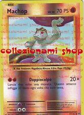 MACHOP - REVERSE FOIL 57/108 - XY EVOLUZIONI - POKEMON - ITALIANO