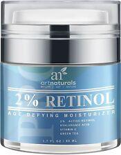 Arte Naturals anti-aging/anti-wrinkle retinol cream-vitamin C & Ácido Hialurónico