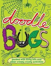 Bugs Doodle Colouring Book by Nikalas Catlow (Paperback, 2009)