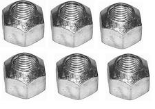 C5NN1012B Front Wheel Nuts for 8N, NAA, 600, 800, 2000, 4000 Ford