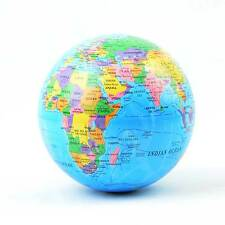 Magic Rotating World Earth Globe LED Colour  Christmas Toys Education Gifts