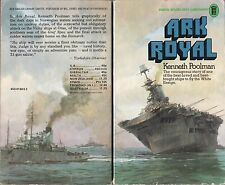 Ark Royal (NEL 1974-1975) Kenneth Poolman