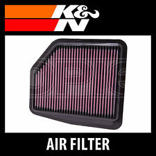 K&N High Flow Replacement Air Filter 33-2429 - K and N Original Performance Part