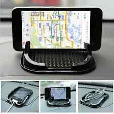 NERO AUTO Cruscotto Sticky Pad ANTI SLIP MAT Gadget Cellulare GPS HOLDER