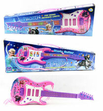 KID CHILD BABY MUSICAL INSTRUMENT ELECTRONIC GUITAR LIGHT SOUND EDUCATIONAL TOY