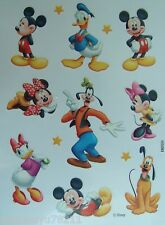 Sandylion Disney Mickey Minnie Mouse Donald Daisy Pluto Goofy Temporary Tattoo