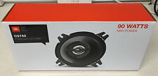 JBL 90W 2-WAY 4 INCH 10cm CAR/VAN DOOR/SHELF COAXIAL SPEAKERS BLACK NEW PAIR