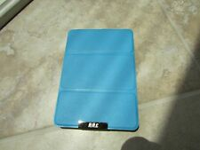 "FYY Amazon Kindle Wi-Fi E Ink 6"" Tablet HARD Back Stand Book Folio Case Blue"