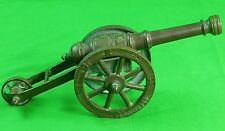 Vintage Old Bronze Chinese China Decorative Cannon