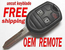 OEM 2011 2012 2013 2014 FORD F-150 F-250 3B KEYLESS REMOTE HEAD UNCUT KEY SA FOB