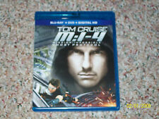 M:I-4 MISSION IMPOSSIBLE GHOST PROTOCOL BLURAY/DVD, DIGITAL HD MOVIE