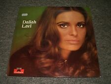 Daliah Lavi~Self-Titled~Polydor 2310 095~IMPORT~Sexy Israeli Singer~Female Vocal
