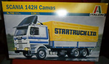 762 142H CANVAS Truck ITALERI 1:24 plastic model kit
