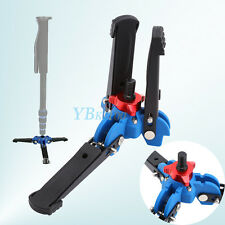 "Foldable 3 Legs 3/8"" Monopod Base Stand Unipod Tripod Support For Camera"
