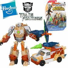 Transformers Prime Beast Hunters Series 2 #010 Autobot Ratchet Deluxe Class Toy