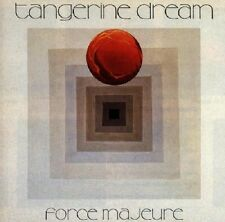 Tangerine Dream Force Majeure CD NEW SEALED 1995 Remastered