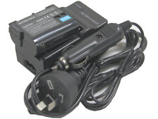 EN-EL15 Battery+ Charger for Nikon V1 D600 D610 D7000 D7100 D750 D800 D810 D800s
