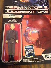ReAction Terminator 2 Judgment Day T1000 WITH HOLE IN HEAD SDCC Figure