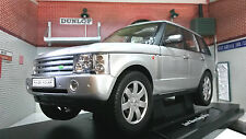Range Rover L233 TDV6 V8 Silver Very Detailed Diecast Model 1:18 Welly