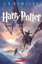 Harry Potter and the Order of the Phoenix 5 by Scholastic Canada Ltd. Staff...