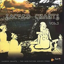 Seven-Sacred Chants, Vol. 2  CD NEW