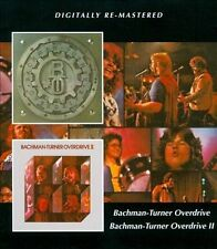 Bachman-Turner Overdrive 1 & 2 [Remastered] by Bachman-Turner Overdrive (CD,...
