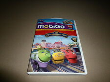 Vtech Mobigo Chuggington Touch Learning Game Cartridge~For Ages 3-5, NEW IN BOX!