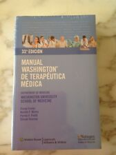 manual washington de terapeutica medica. wasingthon university in st louis