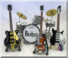 THE BEATLES Miniature Set  John Lennon, Ringo Starr, Paul, George