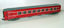 VOITURE VOYAGEURS TRAIN RESTAURANT ROUGE JOUEF REF 8690 MADE IN FRANCE SNCF 28cm