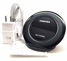 OEM Samsung Wireless Fast Charge Qi Charging STAND pad Galaxy S7 edge+ S6 Note 5