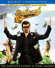 Eastbound & Down: Fourth & Final Season 4 on Blu-ray - BRAND NEW & SEALED - HBO