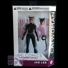 JAE LEE Designer Series 1 CATWOMAN Action Figure DC Comics Collectibles BATMAN!