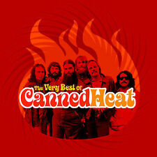 THE VERY BEST OF CANNED HEAT [CAPITOL] (NEW CD)