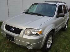 Ford : Escape Hybrid AWD 4WD LIMITED! 1-OWNER! FULLY LOADED!