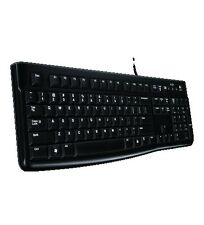 Logitech K120 Keyboard - UK Layout