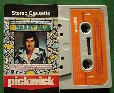 Barry Blue Dancin' on A Saturday Night Best Of Cassette Tape - TESTED