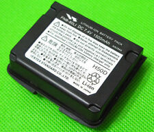 FNB-80LI Li-ion Battery For Yaesu Two Way Radio VX-5R VX-6R VX-7R VX-6E 1500 mAh