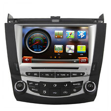 "US Koolertron 8"" Autoradio GPS Navigation DVD Stereo For 2003-2007 Honda Accord"