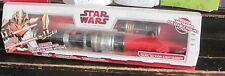 Star Wars Clone Wars Electronic Sith Duel Action Lightsaber NEW