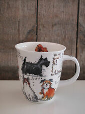 Dunoon - Becher / Tasse Nevis - Messy Dogs - Hunde by Kate Mawdsley - 400 ml