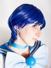 Sailor Moon PGSM Sailor Mercury Pierced Cosplay Earrings