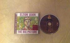THE BIG PICTURE - JOHN ELTON (CD). CD 1997.