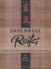 Essential Reiki: A Complete Guide to an Ancient Healing Art, Diane Stein, Accept