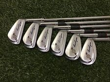 RARE Vintage 1966 Ben Hogan PC5 Iron Set 4-9 Right Steel REGULAR Apex Blade HTF