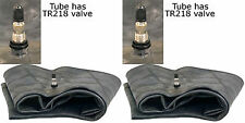 (TWO) 16.9R30,18.4R30 16.9x30 18.4xR30 Tractor Tire Inner Tubes  Heavy Duty 218