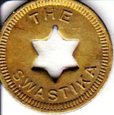 The Swastika Token  Roundup, Montana