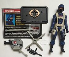 "COBRA CLAW TROOPER Mass Device Hunt GI JOE Hasbro 3.75"" INCH 2015 LOOSE FIGURE"
