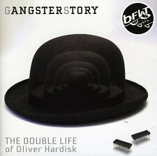 Double Life Of Oliver Hardisk - Gangsterstory (2011, CD NIEUW)