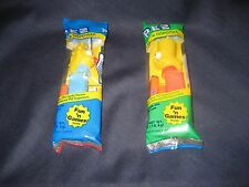 The Simpsons Maggie & Bart Pez Despensers candy container NEW in package